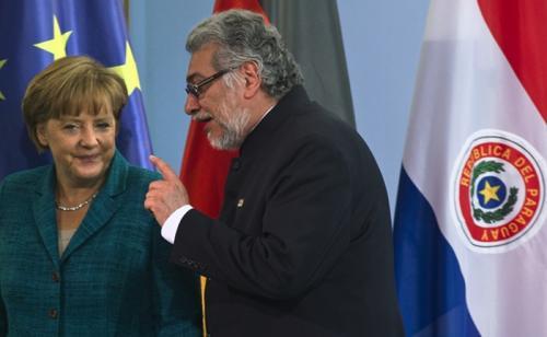 Buenas relaciones: Alemania no cesará de cooperar con Paraguay