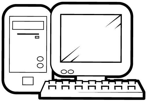 Para dibujar tres medios de comunicacion con muchos televisores ...