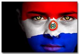 Paraguayan boy