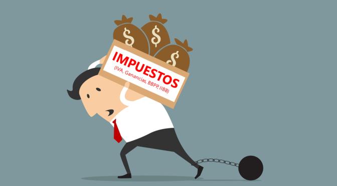 Impuestos. Y si siendo poco no se puede cobrar todo, subiendo si se va a  poder? | ✓ Paraguay Péichante